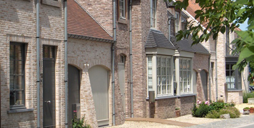 7 Cottagewoningen 'Vauban' – Oudenaarde