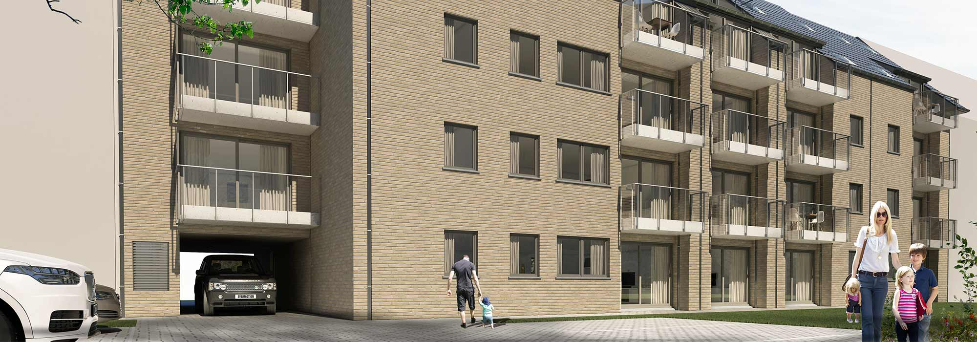 Residentie Jemastyl – Oudenaarde