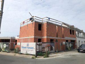Nieuwbouwproject woningen Oudenaarde