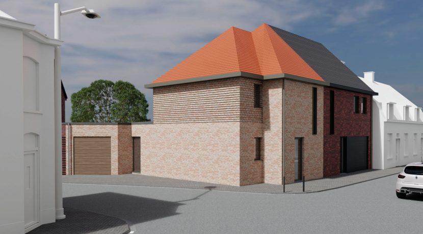 Project Melden - Meldenstraat - Oudenaarde